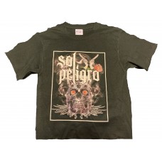 Men's Sol Peligro Skull Shirt